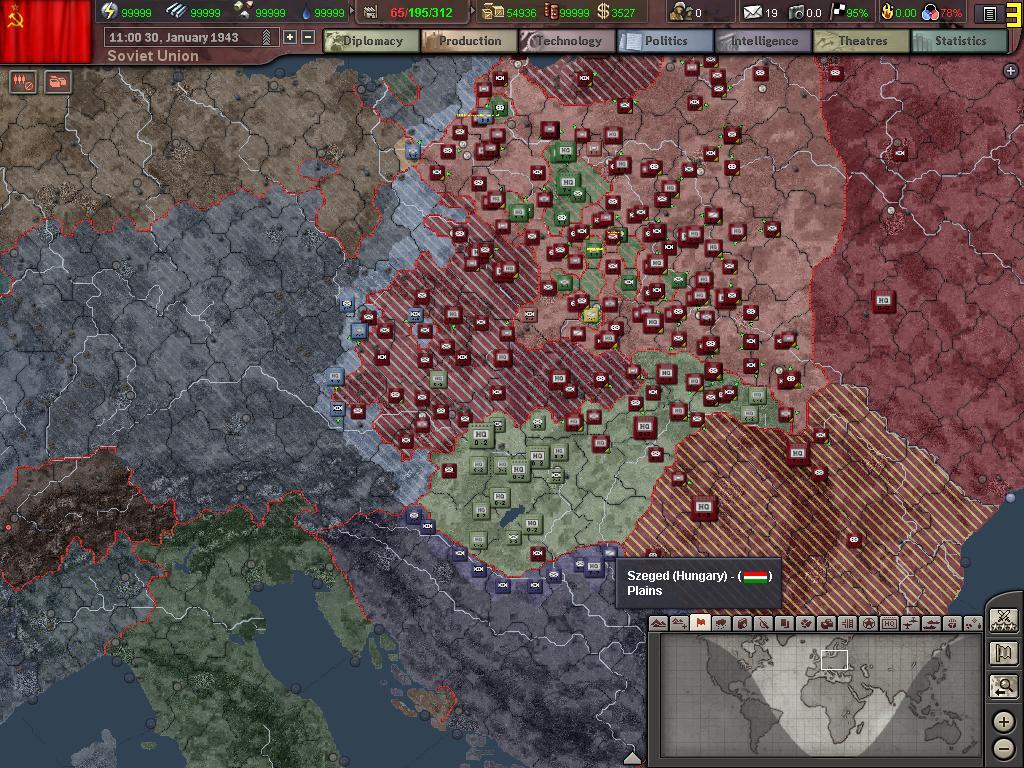 フランスとオランダ、ソ連で ...
